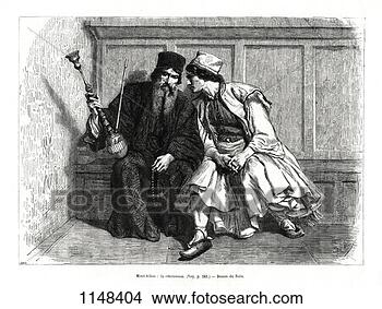 Stock Photo - 'the confession',  mount athos, northern  greece, 1886.  fotosearch - search  stock photos,  pictures, images,  and photo clipart