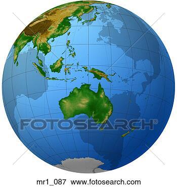 世界地图印度尼西亚_世界热点国家地图·马来西亚印度尼西亚大字