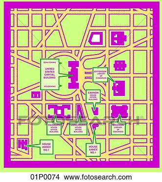 首都小山地图