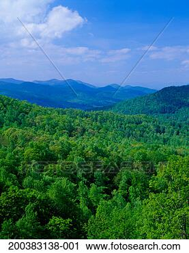 Usa Map Appalachian Mountains