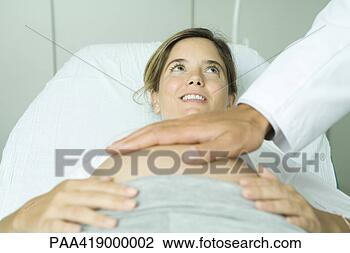 Stock Photo - pregnant woman 