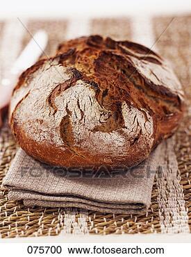 Banque de Photographies - rond, pain. fotosearch - recherchez des photos, des images et des cliparts