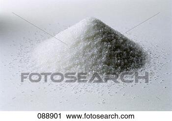 heap of caster sugar 088901 photocuisine photograph rights managed