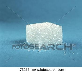 sugar lump 1 173216 stock food photos photograph rights managed