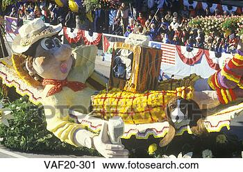 pasadena rose bowl parade