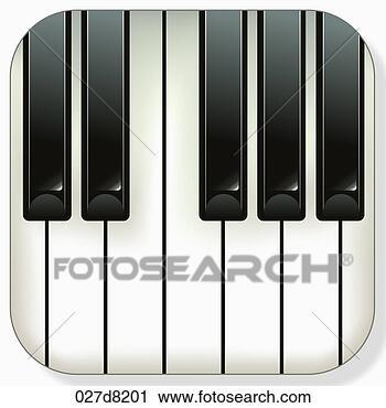 剪贴画 音乐, 应用, 图标
