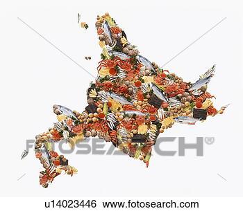 北海道, 地图