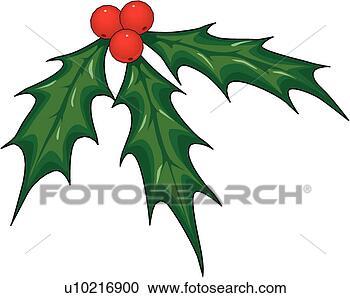 剪贴画 - 圣诞节