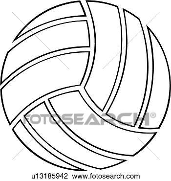 バレーボールの画像 p1_8