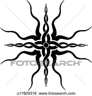Tattoo Tribal Drawings