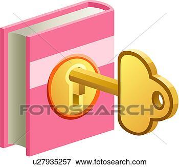 فن التفاوض !!! Knowledge-key-opening_~u27935257