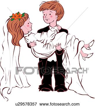 Married Couple Clip Art