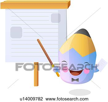 剪贴画 - 学习, 文具,