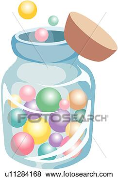 Confection sweet snack love candy view large clip art graphic