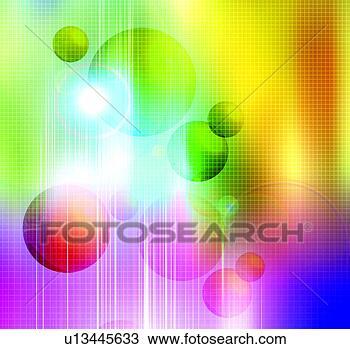 techno light