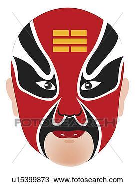 chinese masks