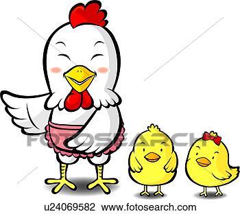 小鸡, 鸟, 脊椎动物