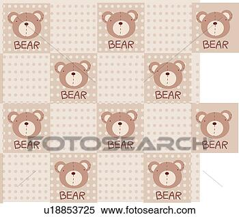 teddy patterns