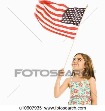 握住 美国人