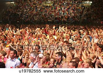 Stock photography search 22 1 million stock photos for Crowd wall mural