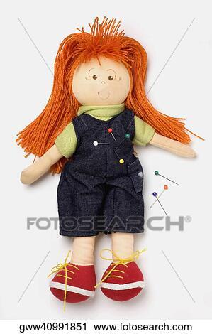 碎布, 玩具娃娃