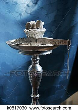 Stock Photography - oriental hookah.  fotosearch - search  stock photos,  pictures, images,  and photo clipart