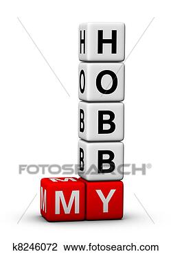 Stock Photo - my hobby. fotosearch  - search stock  photos, pictures,  wall murals, images,  and photo clipart