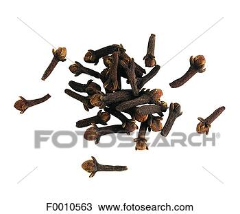 Stock Photo - cloves. fotosearch - search stock photos, pictures, images, and photo clipart