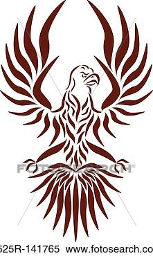 eagle abstract