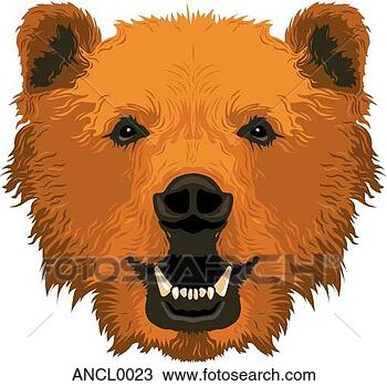 Clipart - bear. fotosearch  - search clipart,  illustration,  drawings and vector  eps graphics images
