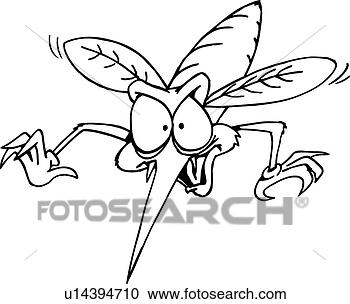 Clipart - mosquito. fotosearch  - search clipart,  illustration,  drawings and vector  eps graphics images