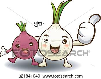 Clip Art - onion,  local  specialty,  vegetables,   character,  characters.  fotosearch - search  clipart, illustration,  drawings and vector  eps graphics images