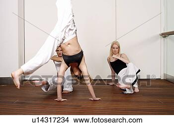 Stock Photo of Capoeira combinations u14317234 - Search Stock ...
